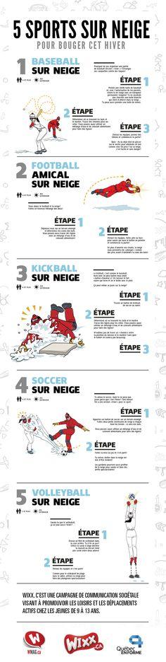Jeux d'hiver: 5 sports à faire sur neige   WIXXMAG