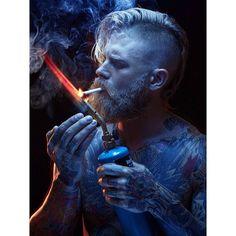 "JOSH MARIO JOHN on Instagram: ""How @petertamlin has his models light up #smokingkills Grooming by @patrickrahme video is now up on YouTube - link in profile @pushcanada @imodelmgmt @joymodel"""