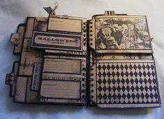 Lots of tutorial videos for mini albums creativecafegirl rocks the minis like nobody's business.