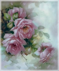 Roses by Barbara Duncan