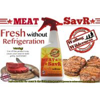 Walhog WildernessMeat SavR $9.99  Walhog Wilderness Meat SavR keeps your meat fresh without refrigeration! Its unique combination of food grade acids and salts will help you bring wild game from the field to the table in a safer condition than untreated wild game – it reduces microbial production over 99% compared to untreated meat.