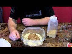 my secret Catfish Bait make it for less than 3 dollars - YouTube