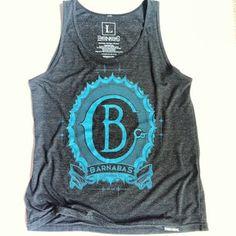 Barnabas Clothing Co. Emblem Tank #tanks #tanktop #tanktops #fashion #summer #swag #clothing www.BarnabasClothing.com