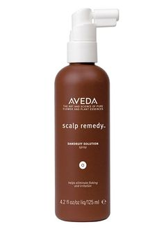 Aveda Scalp Remedy-I use occasionally for dry scalp. One use helps How To Reduce Dandruff, Getting Rid Of Dandruff, Dry Scalp Remedy, Dandruff Solutions, Aveda Hair Color, Dry Skin On Feet, Hairstyles, Cleaning, Health