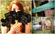 Lake Tahoe Wedding Inspiration   Fun with Photo Booths   Lake Tahoe Weddings with Tahoe Unveiled