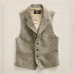 Vest/Rompi with collard