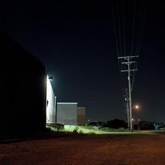 (Darkness of the edge of town, Patrick Joust)