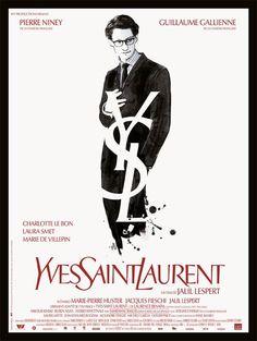 Haute couture Yves Saint Laurent, avec Pierre Niney : l'affiche   Vanity Fair