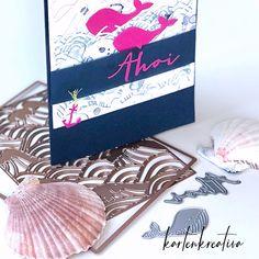 [WERBUNG] für meinen eigenen Blog kartenkreativa.wordpress.com und die Produkte von  Charlie & Paulchen. Manche Produkte wurden mir zur Verfügung gestellt.  #DIY #stempel #stanzen #designpapiere #karten #kartenbasteln #kartenkreativa #ichliebemeinhobby #charlieundpaulchen #kreativkit #maritim #moewenwindundsand #moewe #segelboot #ausschneidebogen #wahle #poppystamp #ahoi #wave #spellbinders Memories Box, Penny Black, Hero Arts, Origami, Whittling, Whale, Wordpress, Sailing Boat, Book Folding