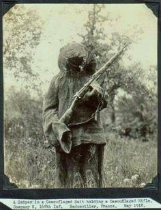 US  sniper,1918