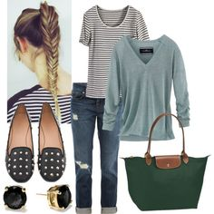 """""""night class"""" by lecron on Polyvore"""