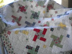 Tips for Setting Triangles for On-Point Quilts