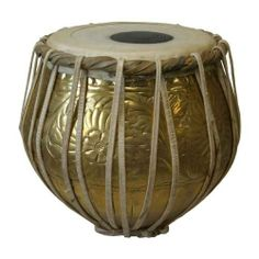 Tabla, Brass Embossed, Bayan Only (Package Of 2) by banjira. $440.25. The nickeled brass embossed bayan tabla. Strap tuned. Cushion and cover sold separately. (Package Of 2)