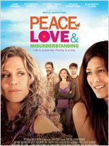Peace, Love  Misunderstanding - Un avocat de New York coincé et conservateur, emmène ses deux enfants adolescents en vacances chez leur grand-mère, une nostalgique des années 60 qui vit à Woodstock.
