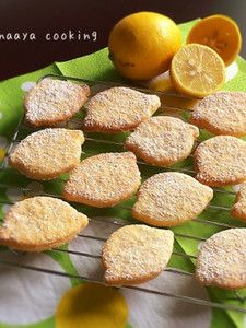 幸せな味♡シュガーレモンクッキー♡ Lemon Recipes, Sweets Recipes, Cookie Recipes, Japanese Pastries, Baked Bakery, Ice Cream Cookie Sandwich, Cafe Food, How Sweet Eats, Restaurant Recipes