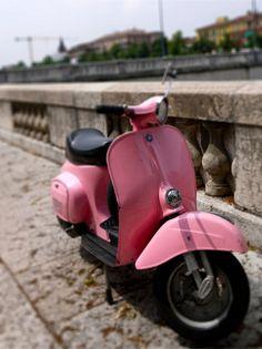 Fluoro pink Vespa Verona by rytc, via Flickr  Pink vespa  #vespa #vespagram #vespamania #vespalovers #vespalover #vespalove #vespacommunity #vespamania #vespaet #vespaet4 #vespaclub #vespaclassic #vespacustom #vespacam #vespavintage #vespapiaggio #vespas #vespastyle #vespastyle #vespastore #vespaservice #vespahobby #vespahobbymotor #vespamodern #vespamods #vespaitaly #vespaitalia ##vespalive #vespalife #vespalike #vespasuper #vespamaniac #vespaholidays #vespaholiday #vespaexcel…