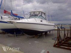 Boston Whaler Conquest 26 Used Boat for Sale 2001   TheYachtMarket