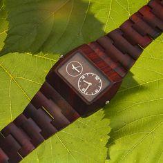 Relógio Jupiter Brown - Wewood