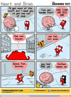 Heart & Brain