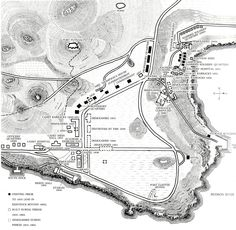 A map of West Point before the Civil War