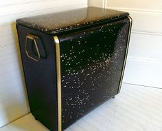 art deco laundry basket - Google Search