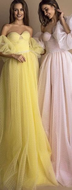 A Line Evening Dress, Evening Dresses, Tulle Prom Dress, Party Dress, Dress For You, New Dress, Bridesmaid Dresses, Prom Dresses, Wedding Dresses