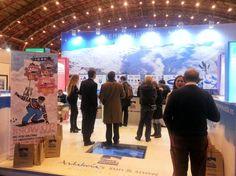 Sierra Nevada promociona en Londres el vuelo a Granada con la facturación gratis del equipo de esquí – Salto acrobático – Noticias, última hora, vídeos y fotos de Salto acrobático en lainformacion.com