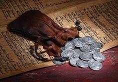 Recibir dinero cuando más lo necesitamos es una bendición, un alivio y una alegría. No se trata de grandes sumas de dinero, que pueden llegar claro, sino de