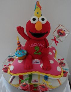 Elmo sentado......solo en arteponke!