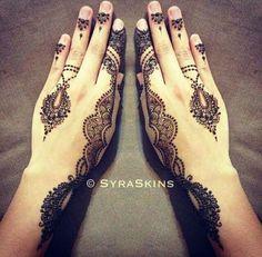 henna and beautiful image