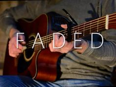 (Alan Walker) Faded - Fingerstyle Guitar Cover (with TABS) - YouTube