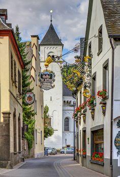 Treis-Karden (Rheinland-Pfalz), Germany