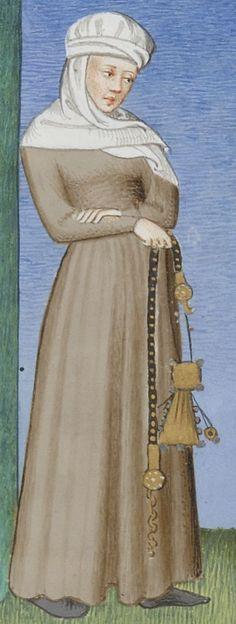 """""""Publius Terencius Afer, Comoediae [comédies de Térence]. -- 1400-1500 -- manuscrits"""""" Belt in style of very late 15th century."