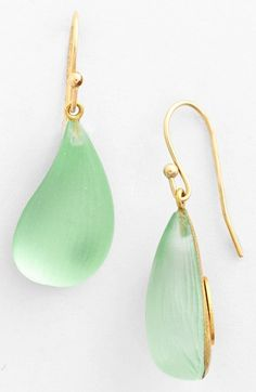 Alexis Bittar Dewdrop Earrings available at #Nordstrom. Made in USA $90