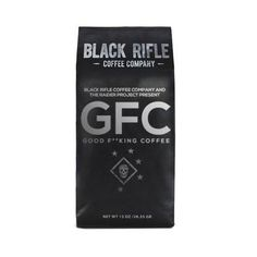 GFC, Coffee, BlackRifleCoffee