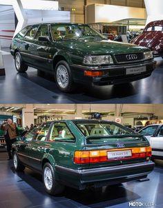 Audi V8 Avant 3.6