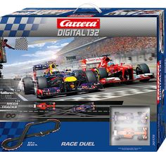Carrera Digital 132 - Race Duel (30175) - Carrera Digital 132 - Race Duel (30175) Autorennbahn