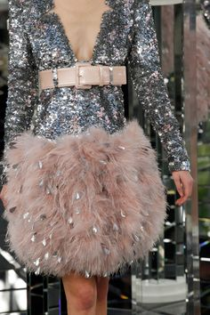 Chanel Spring 2017 Couture #details