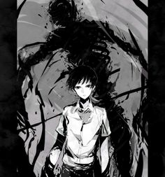 Read Chapter Old Encounters from the story It's Not A Semblance (Male Ajin Reader x RWBY) by with reads. Ajin Anime, Manga Anime, Anime Art, Manga Boy, Demi Human, Slash, Creepy Art, Pictures To Paint, Rwby