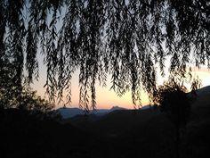 El regalo del atardecer... . . . #nofilter #montaña #simpleliving #slowtravel #carnetdevoyage #beautécalme #unlugarenelmundo
