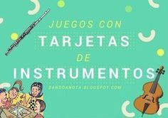 """¡Volvemos a la carga con la sección """"Aula low cost""""! Después de las coloridas… We return to the load with the section """"Classroom low cost""""! After the colorful drumsticks we built last year, this year I want c … Music For Kids, Kids Songs, Primary Music, Instruments, School Subjects, Music School, Spanish Teacher, Music Activities, Music Classroom"""