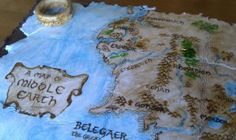 Top 12 Lord of the Rings Cakes