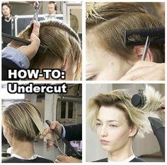 HOW-TO: Undercut