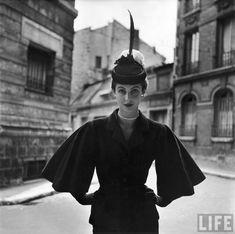 Gordon Parks. Paris 1951