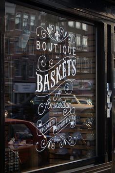 victorian lettering for shop window - Google Search