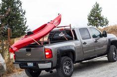 truck canoe rack | Trucks Modification