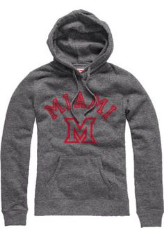 Miami University Women's Hooded Sweatshirt
