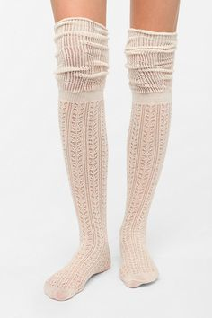 80adaf0a82ae Summer Sweater Over-The-Knee Sock