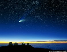 Mauna Kea, Hawaii - free, nightly stargazing at one of the world's most renowned observatories