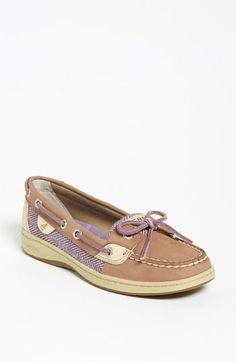 Sperry Top-Sider® 'Angelfish' Boat Shoe (Online Only) available at #Nordstrom